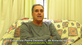 PRÉ CANDIDATO EM BORRAZÓPOLIS PADRE OSVALDO