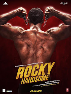 Complete cast and crew of Rocky Handsome (2016) bollywood hindi movie wiki, poster, Trailer, music list - John Abraham and Shruti Haasan, Movie release date 25 March 2016
