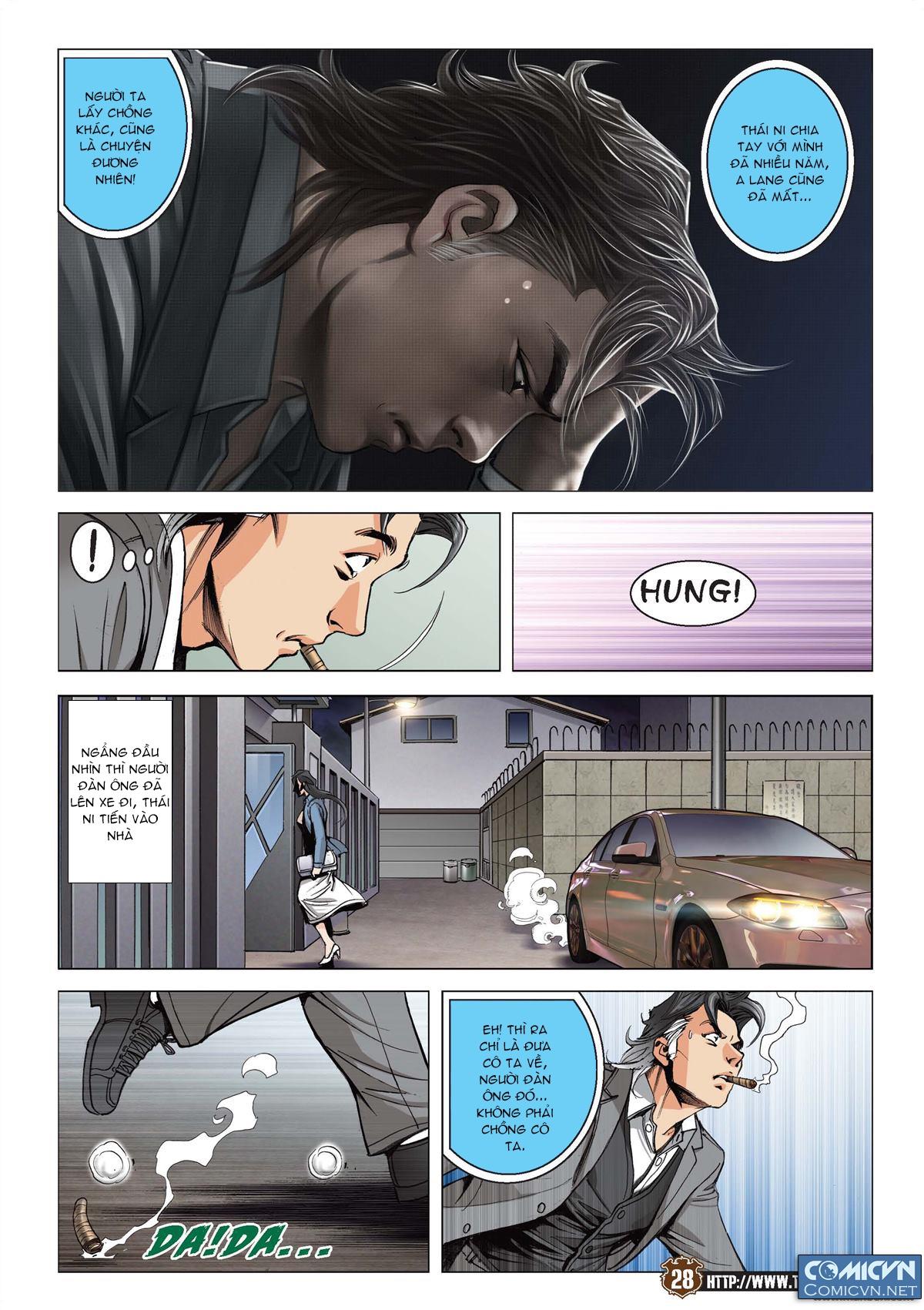 Người Trong Giang Hồ chap 2104 - Trang 27