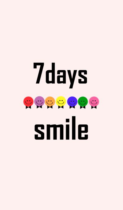7days smile nico