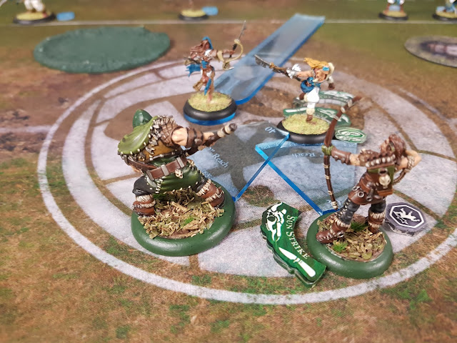 Random Nerdery - Guild Ball - vs Fishermen