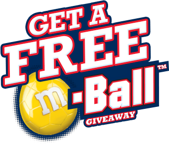 Get a Free M&M Ball from CVS