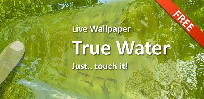 DOWNLOAD True Water Live Wallpaper (1.0.3) APK