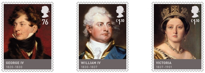 Hall of Stamps: