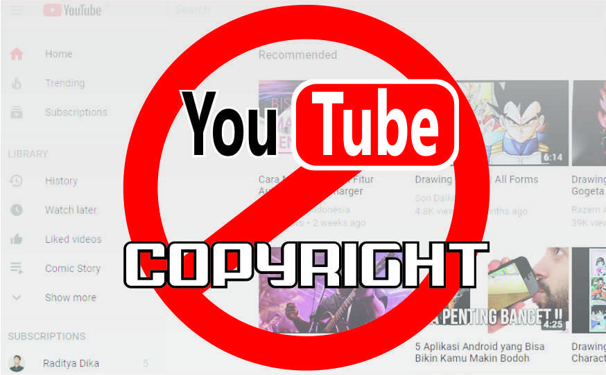 Cara Reupload Video Youtube Lolos Copyright