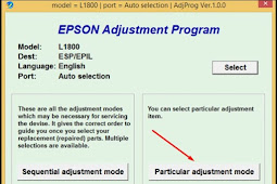 Epson L1800 Resetter Download [Work]