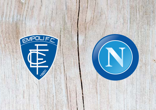 Empoli vs Napoli - Highlights 3 April 2019