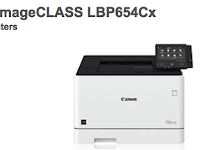 Download Canon LBP654Cx Drivers Mac