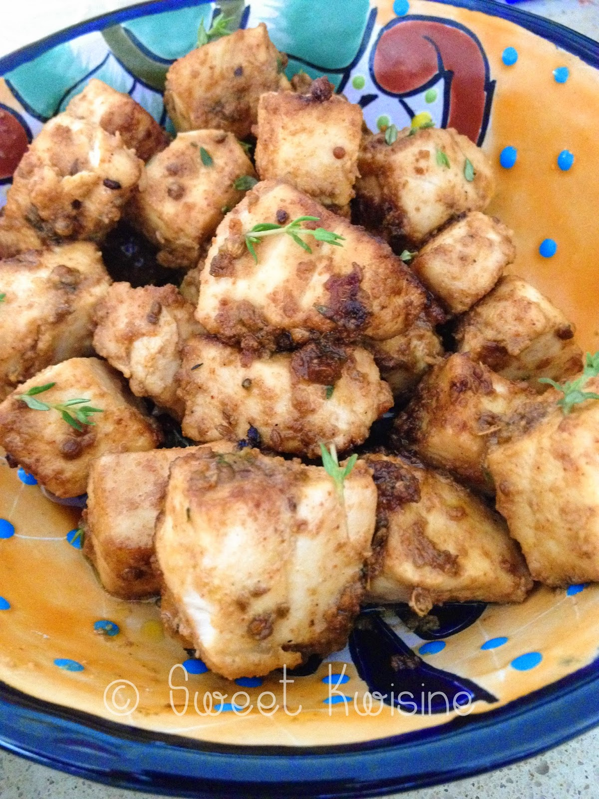 Sweet Kwisine, poivron, espadon, fish, poivron, cuisine antillaise