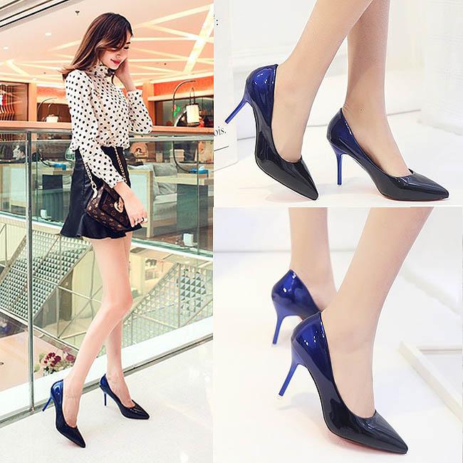 penampilan-stiletto-high-heels-dalam-versi-korea