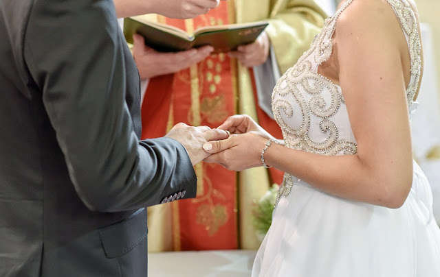 Małżeństwo jest fajne.