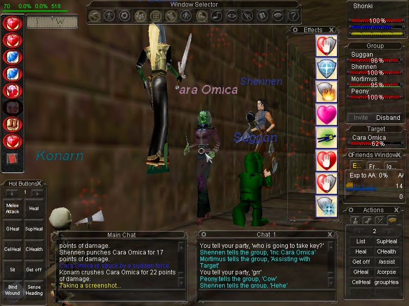 Inventory Full: There Is No Mystery Left: EverQuest
