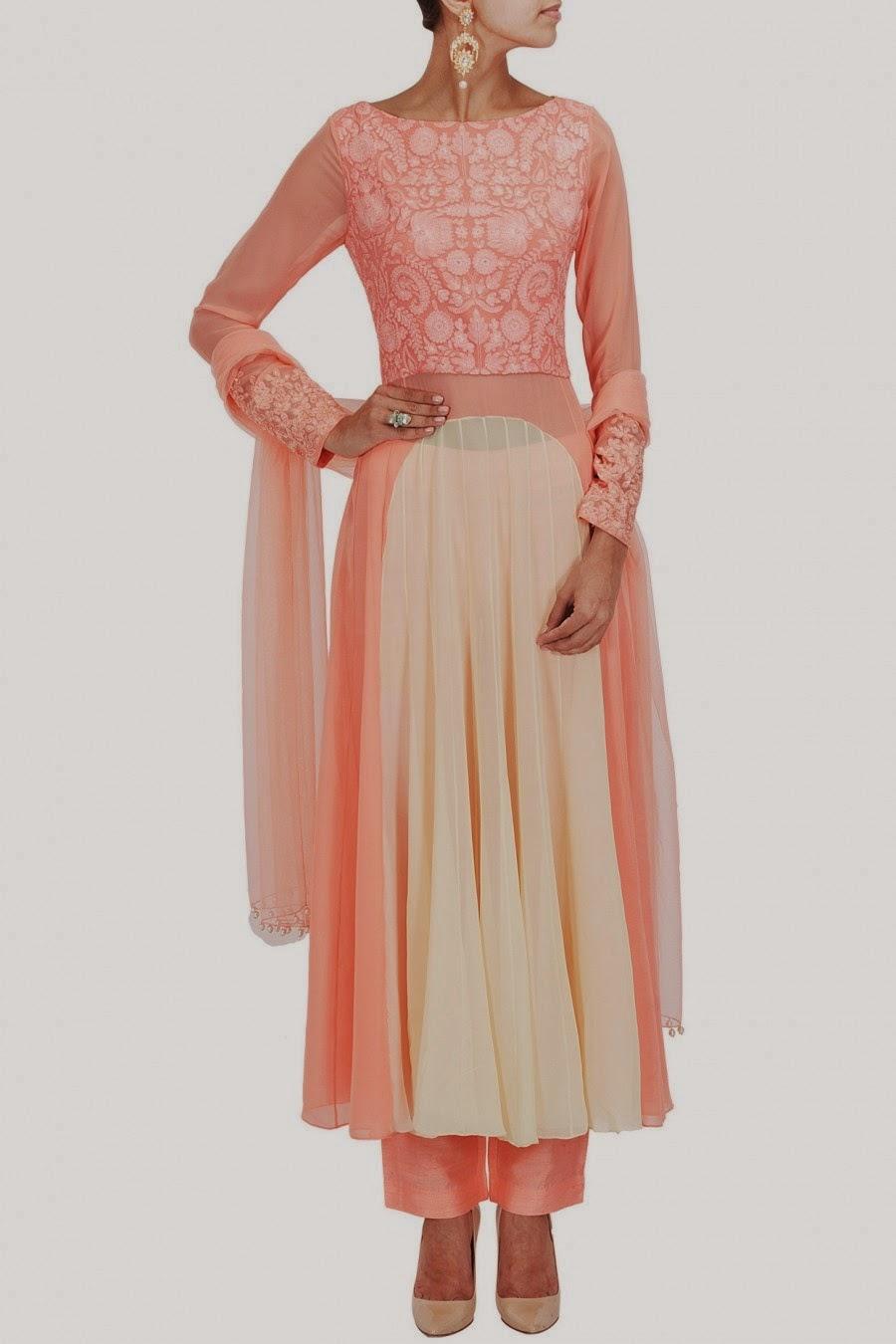 Manish Malhotra Designer Fancy Elegant Best Wedding Wear Dresses 2014 L Manish Malhotra Best