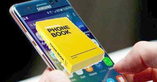 ekspor buku telepon Samsung galaxy