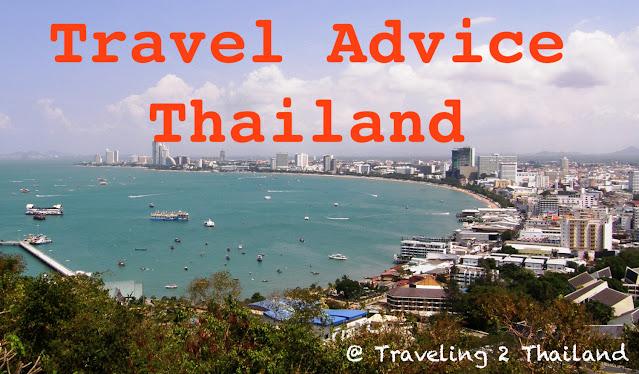 Traveling 2 Thailand