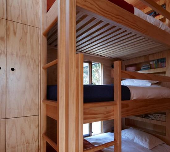 Casas modulares y prefabricadas de diseño: mini casa de madera en ...