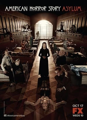 American Horror Story - 2ª Temporada (Asylum) Séries Torrent Download capa
