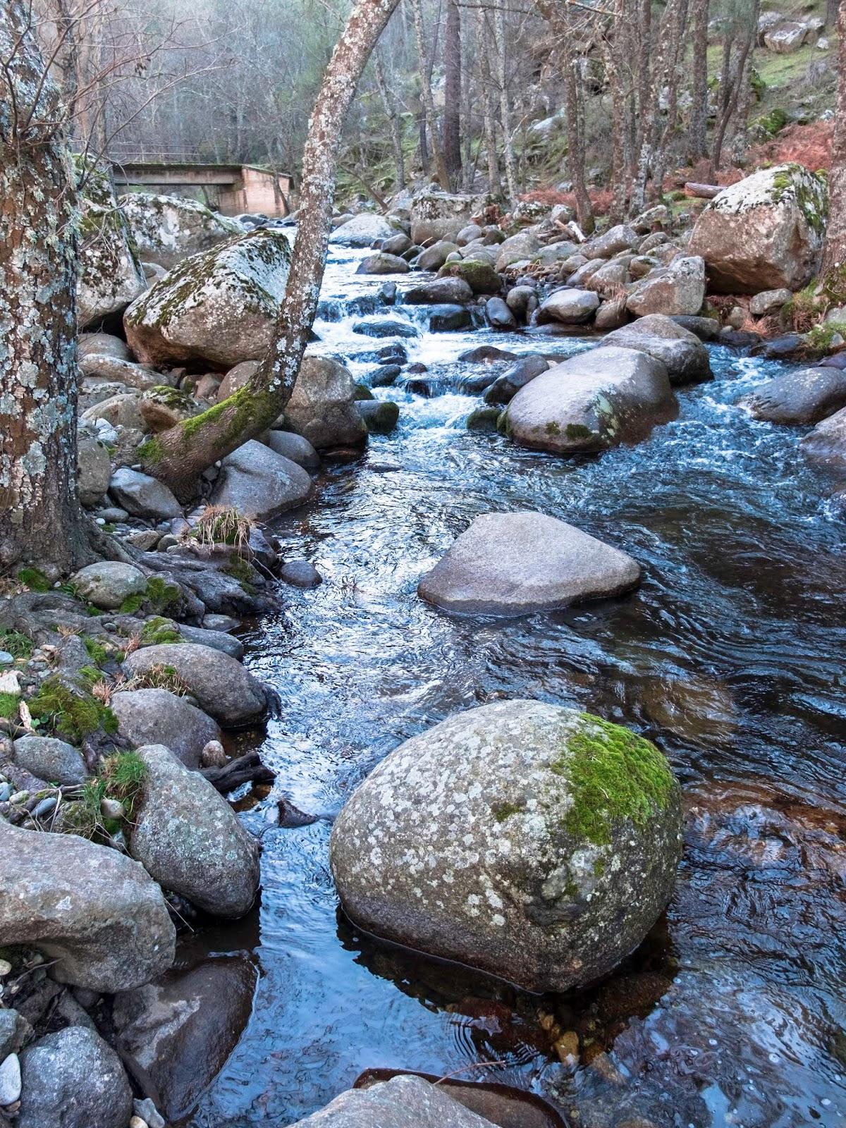 Piedras y Agua, Valle de Iruelas, Avila 2017