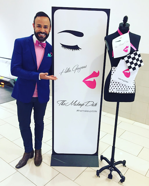 "NICK HOSTS.....""The Makeup Date"" Bloomingdale's Glendale Galleria Hosted by Nick Verreos: Blog Recap!"
