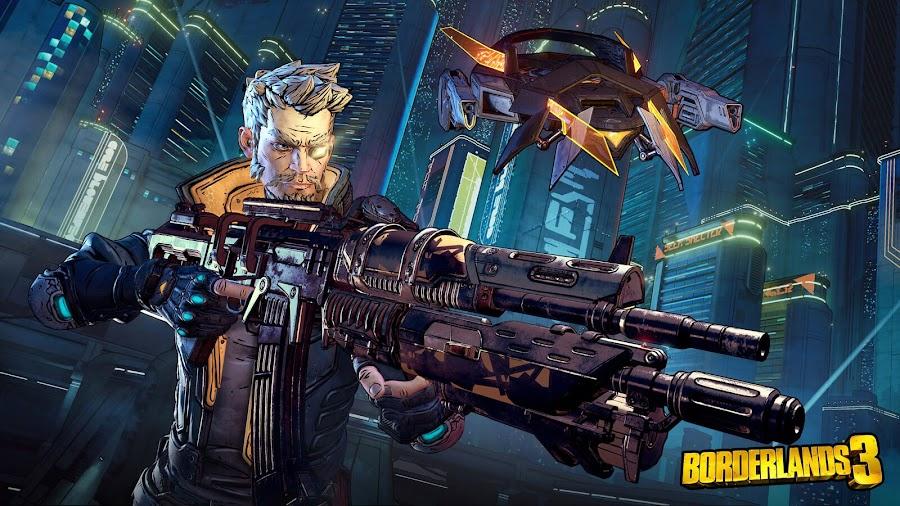borderlands 3 gameplay guns gearbox pc ps4 xb1