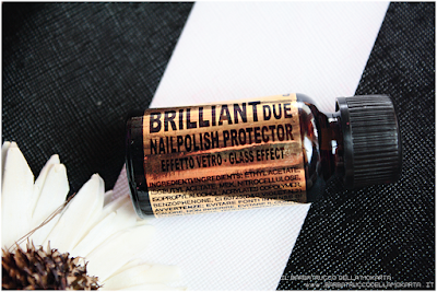 smalto unghie BrilliantDue Layla Cosmetics top coat