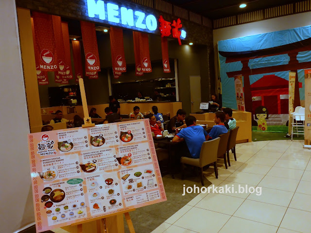 Menzo-Ramen-AEON-Tebrau-City's-Ramen-Street-Johor-JB