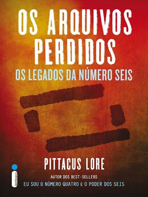 """News: Capa e sinopse do livro """"Os Arquivos Perdidos"""", de Pittacus Lore. 17"""