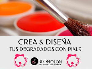 Crea & Diseña Tus Degradados Con Pixlr