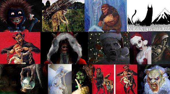 Yılbaşı Gecesi Ortaya Çıktığı İnanılan 9 Efsanevi Yaratık