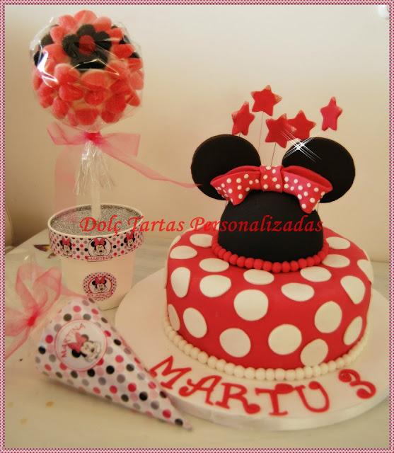 Decoracion cumpleaños Minnie