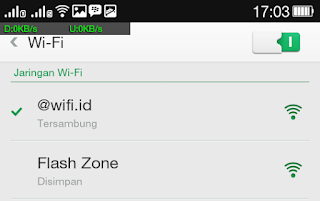MDVK wifi.id for Android