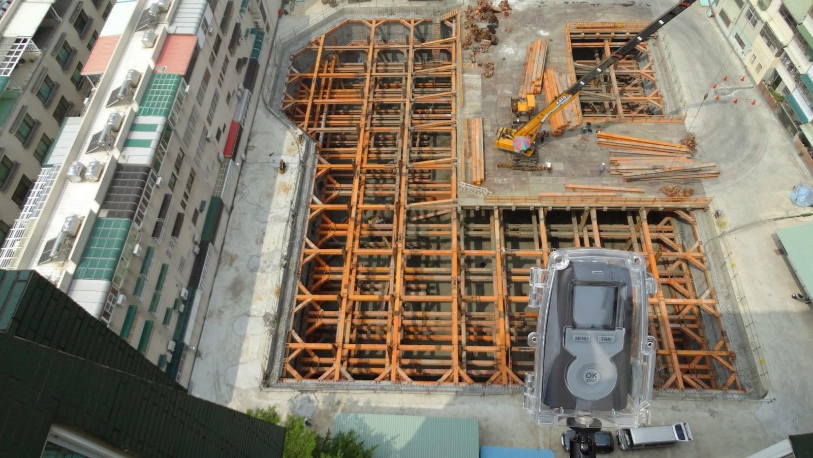 O2O建築營造縮時攝影工程解決方案