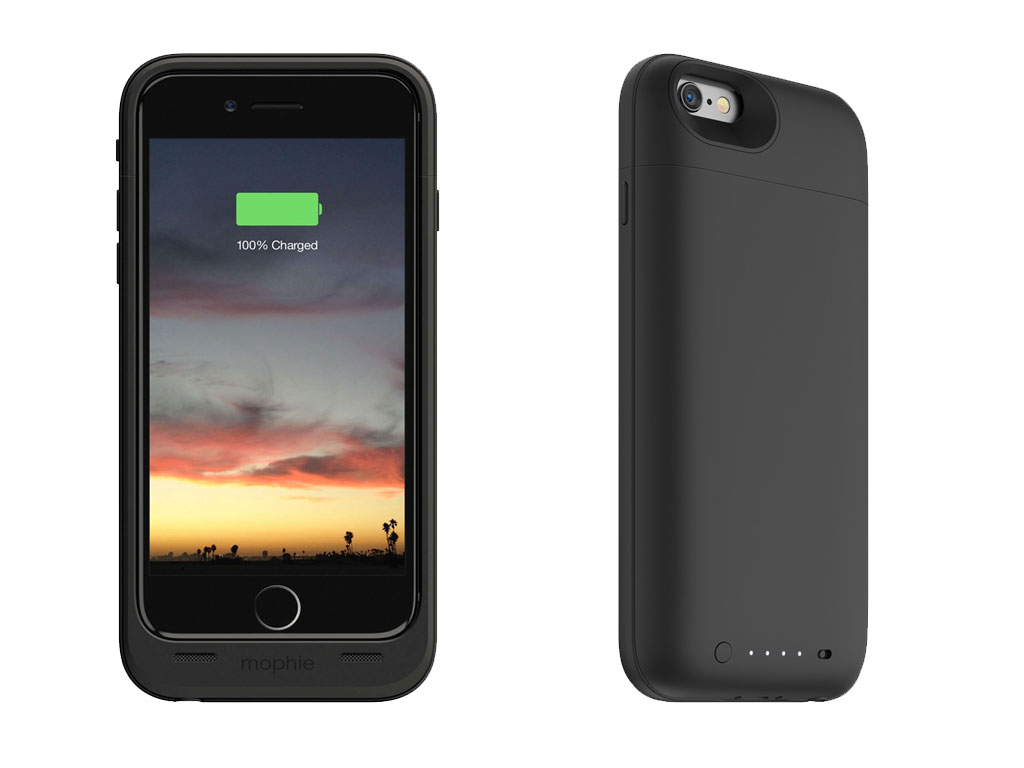 Mophie Juice Pack Air Front and Back