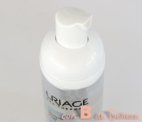 Limpiador en espuma de Uriage