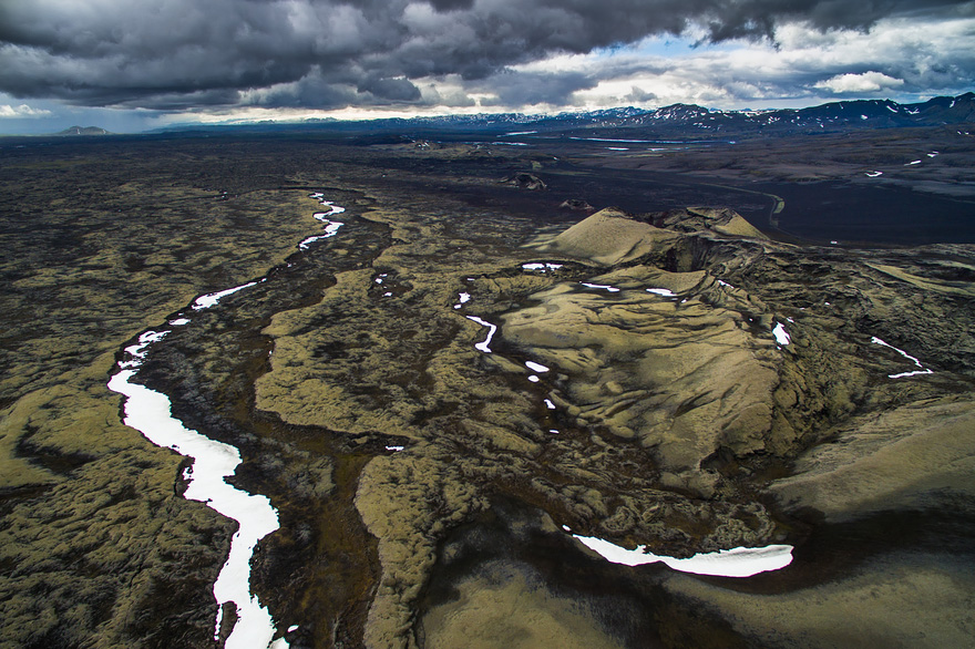 Lakagígar - 40 Reasons To Visit Iceland With A Drone