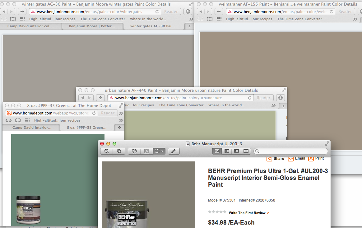 Online Home Depot Paint Rebate
