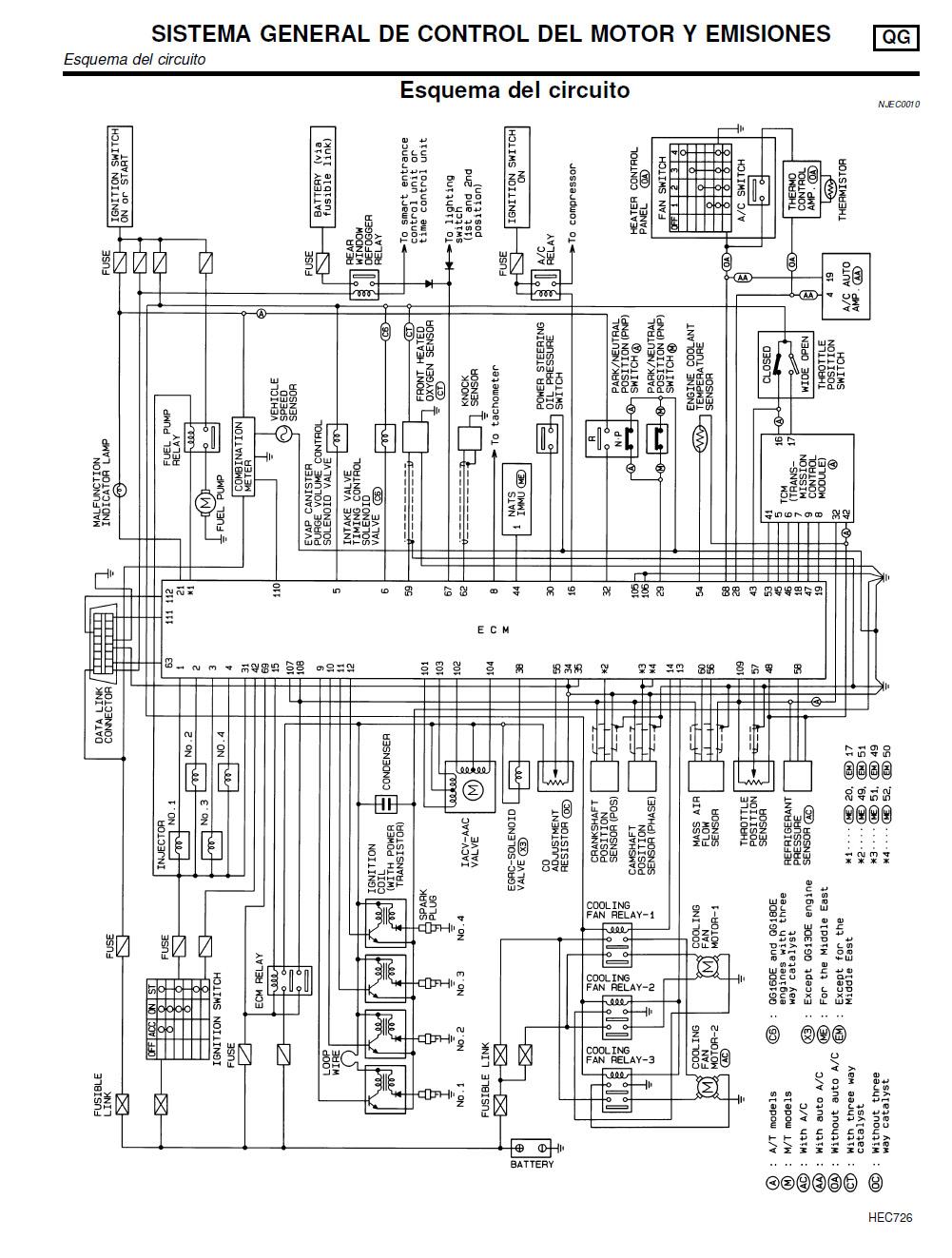2013 nissan sentra wiring diagram 2013 nissan sentra fuse nissan sentra engine diagram 91 nissan sentra stereo wiring diagram [ 1001 x 1323 Pixel ]