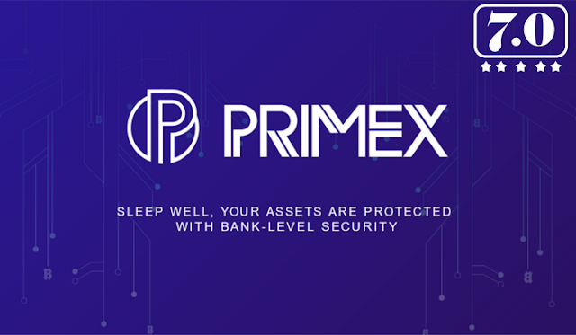 PrimeX (PMX) ICO Review, Rating, Token Price