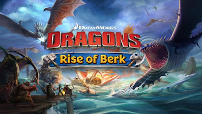Dragons: Rise of Berk Apk v1.19.16 Mod (Free Shopping)