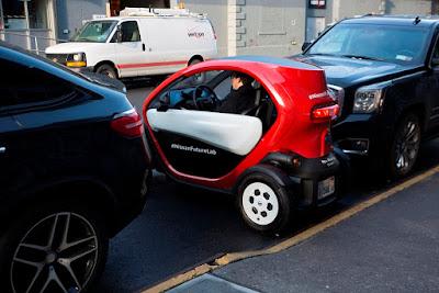 """""""Micromobility"""" από  τη Nissan στο Σαλόνι Αυτοκινήτου της Νέας Υόρκης"""