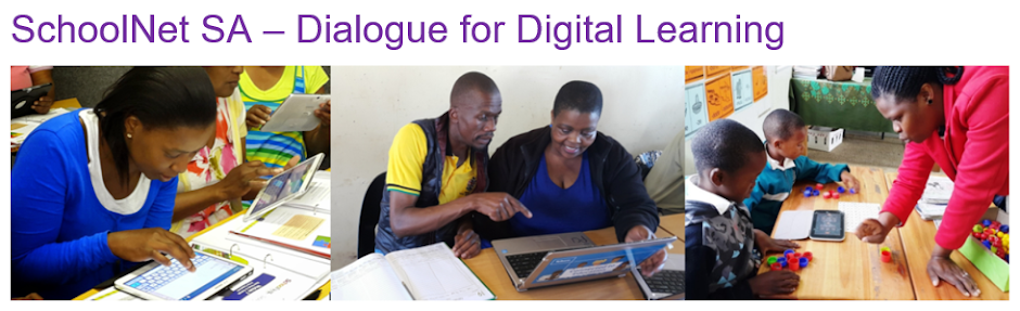 SchoolNet SA - Dialogue for Digital Learning