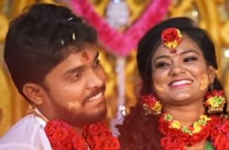 Zee Tamil Sembaruthi Mithra Wedding Film | Bharath & Bharatha Naidu