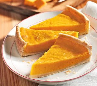 Vogtland pumpkin tart recipe