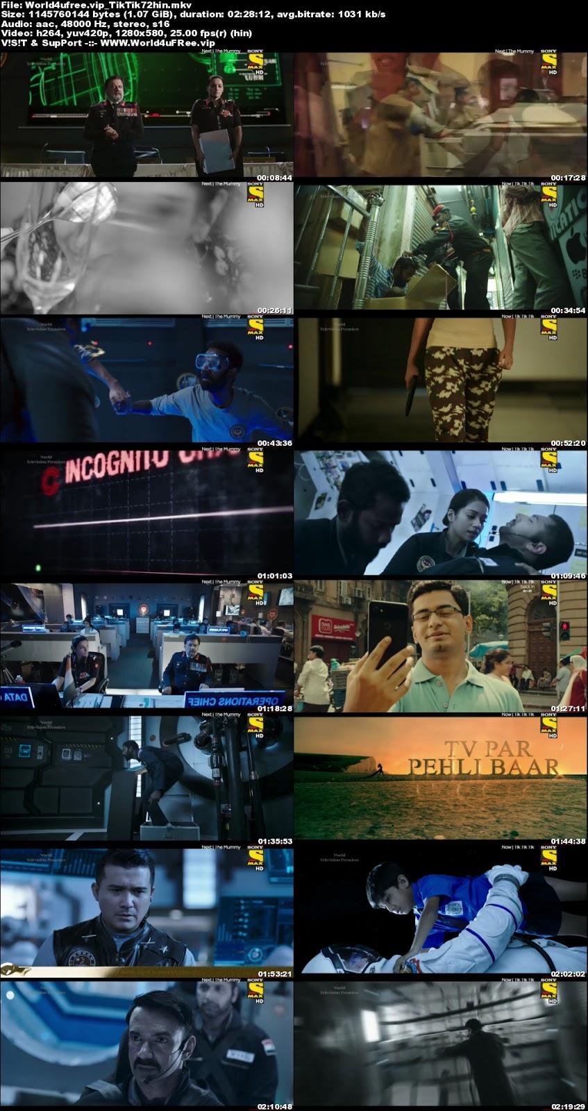 Tik Tik Tik 2018 Hindi Dubbed 720p HDTV 1.1Gb x264 world4ufree.vip , South indian movie Tik Tik Tik 2018 hindi dubbed world4ufree.vip 720p hdrip webrip dvdrip 700mb brrip bluray free download or watch online at world4ufree.vip
