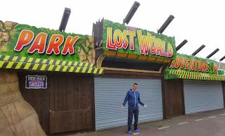 Lost World Adventure Park in Skegness