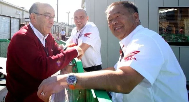 Lepas Dari Honda, Shuhei Nakamoto Dapat Pekerjaan Baru Di Perusahaan Dorna