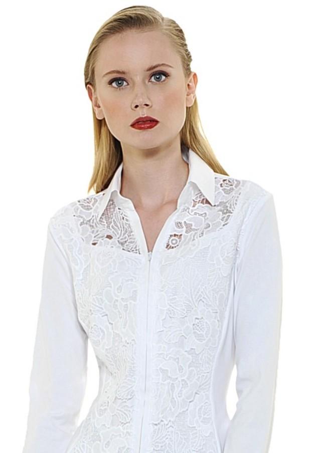http://www.naracamicie.com/it/donna/camicie-maniche-lunghe/camicia-cotone-jersey-plastron-pizzo-chiusura-zip/