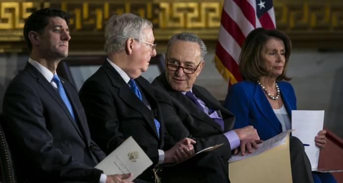 Tensión por inmigración en Congreso de EE.UU.