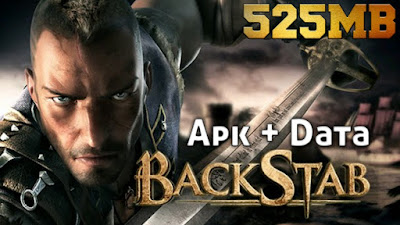 Backstab HD Apk + Data for Android All Devices