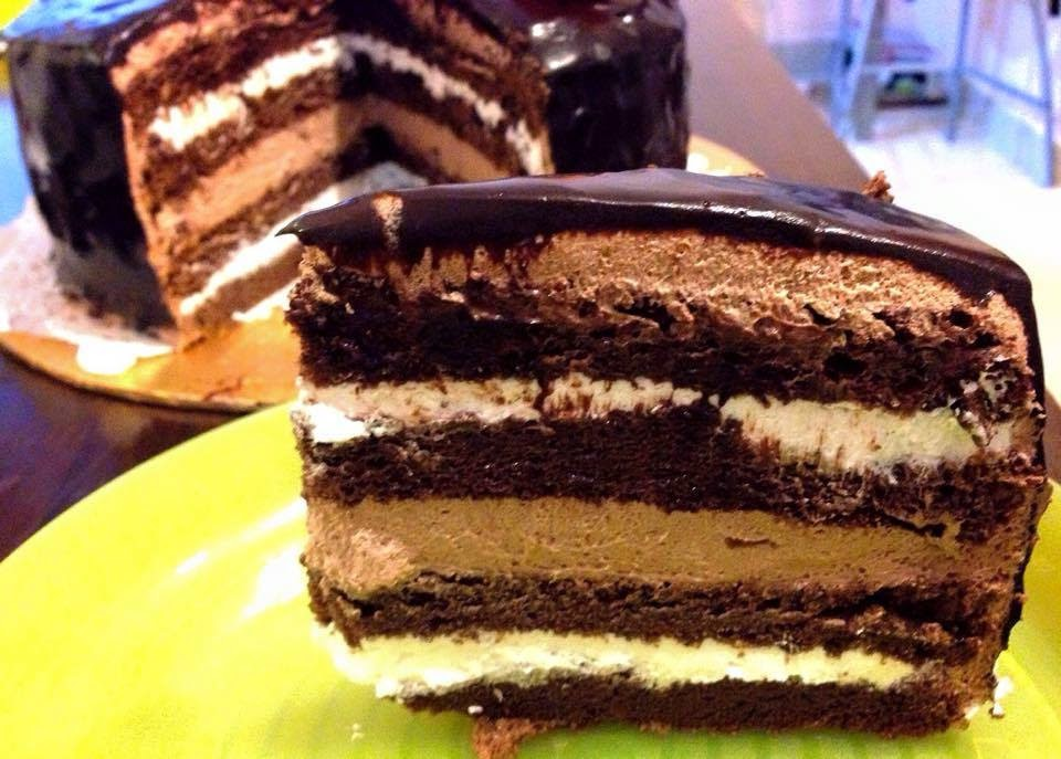 Secret Recipe Chocolate Indulgence Cake - by Abigail Ngan ...